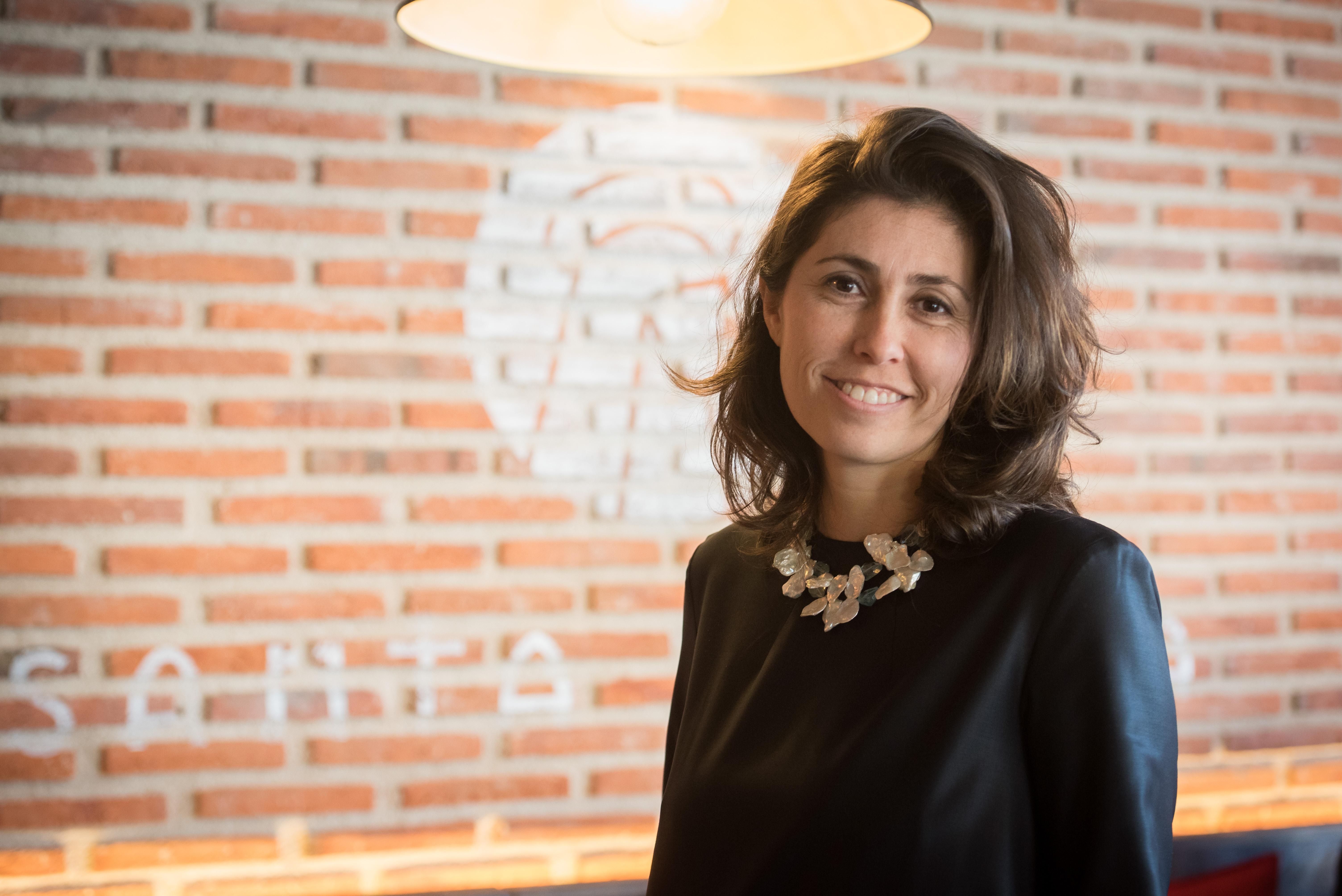 Isabel López, directora general de Santa Teresa.