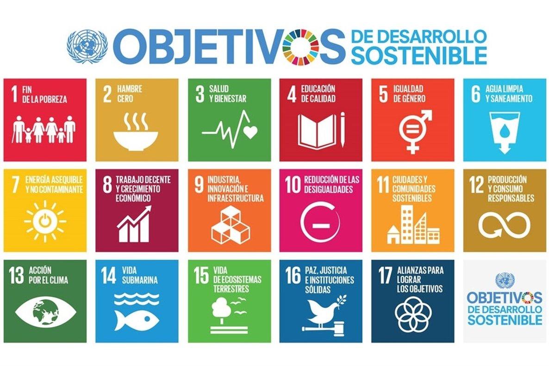 Los 17 ODS son una pieza fundamental en la Agenda Urbana, ya que forman parte del horizonte 2030